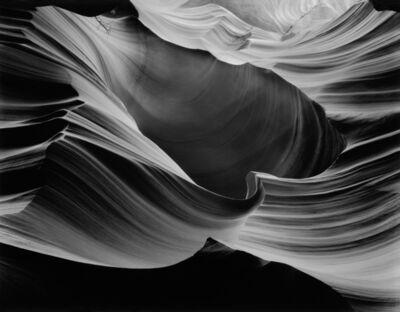 Bruce Barnbaum, 'Hollows and Points, Peach Canyon', 1984