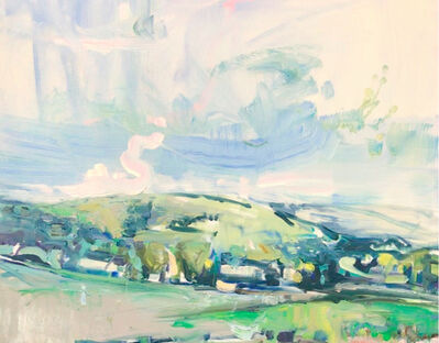 Susan McAlister, 'Grace in the Hilltops II', 2017