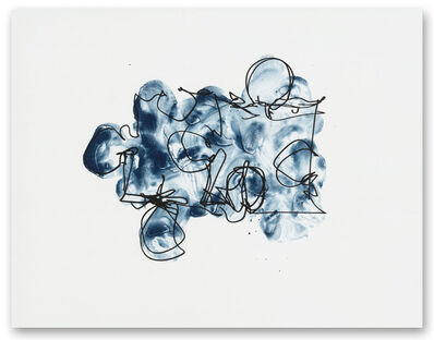 Frank Gehry, 'Puzzled #4', 2011