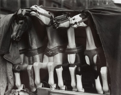 Manuel Álvarez Bravo, 'Los Obstaculos', 1929