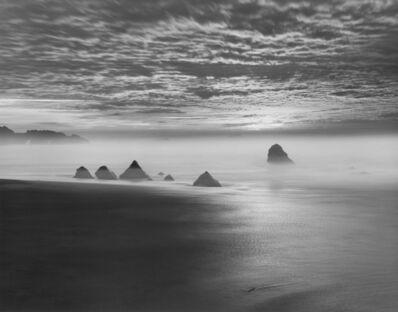 Chip Hooper, 'Triangle Rocks, Garrapata Beach', 1998