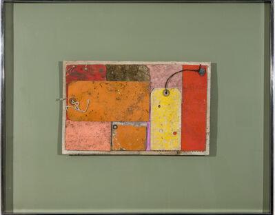 Robert Nickle, 'Untitled', 1968