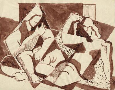 R. Leroy Turner, 'Untitled (Two Nudes)', ca. 1935
