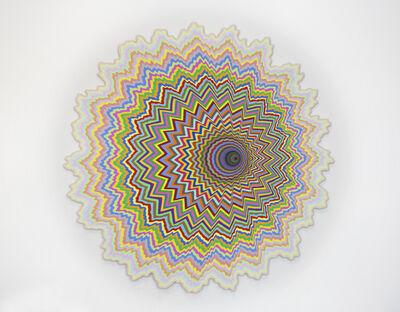 Jen Stark, 'Ethereal Vortex', 2019