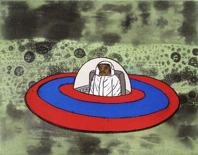 David Huffman, 'UFO', 2007