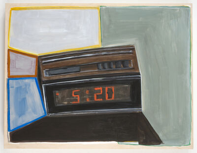 Pam Lins, '5:20 in space', 2010
