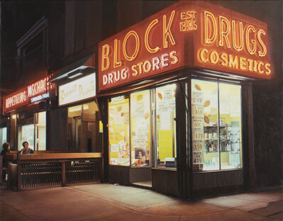 Robert Gniewek, 'Block Drugs', 2015