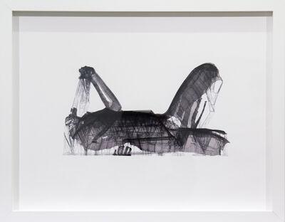 Sophie Kahn, 'Machines for Suffering VII: Blueprint I', 2018