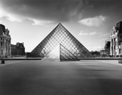 Mimmo Jodice, 'Paris Louvre', 1993