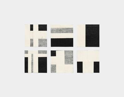 Carla Chaim, 'Modulor grid 06 II', 2018