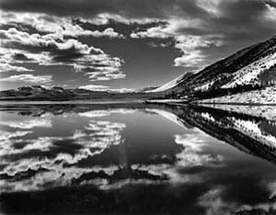 Brett Weston, 'Untitled (Mono Lake, California)', 1954