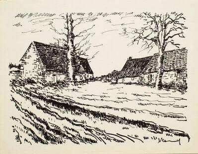 Maurice de Vlaminck, 'Les Challonges', 1886-1958