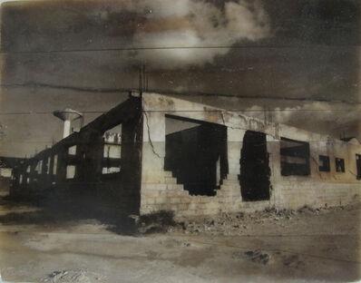 Carlos Garaicoa, 'Photo-topography (UFO) / UFO, Havana', 2012