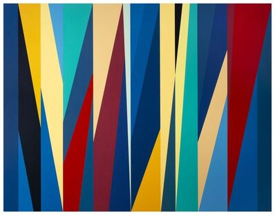 Odili Donald Odita, 'Another Space', 2019