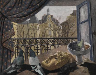 Gino Severini, 'Il balcone (La fenetre)', 1930 ca.