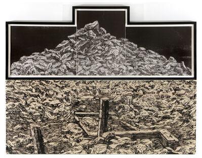 Orit Hofshi, 'Amassment', 2012