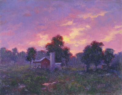 John Brandon Sills, 'Sunset'