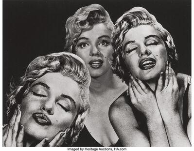 Philippe Halsman, 'Marilyn Monroe (Multiple)', 1955