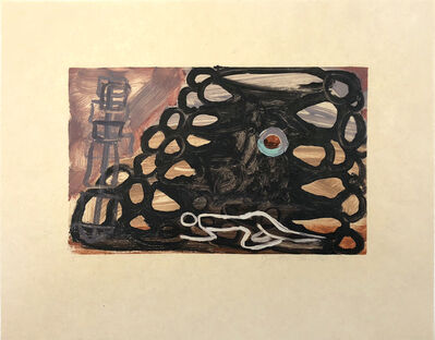 Judith Linhares, 'I', 1987