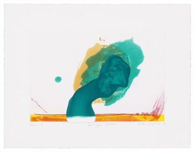 "Richard Tuttle, '""For John Altoon""', 2011"