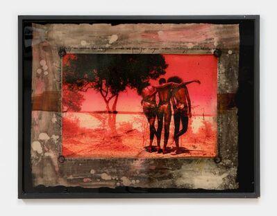 Raphael Mazzucco, 'Three Women Being One (Red)', 2014