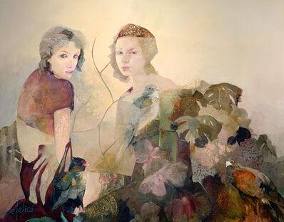 Françoise de Felice, 'La Legend des Oiseaux', ca. 2019