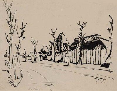Enrico de Tomi, 'Village ', 1947