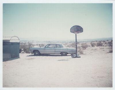 Stefanie Schneider, 'Blue Cadillac (29 Palms, CA)', 1999