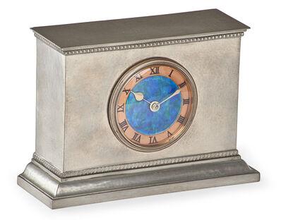 Liberty & Company, 'Tudric mantel clock'