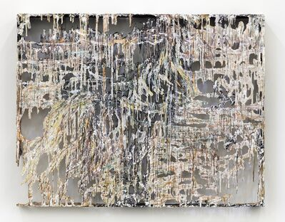 Diana Al-Hadid, 'At that Moment, a Wild Horse Raced Through the Winds of Bohemia', 2019