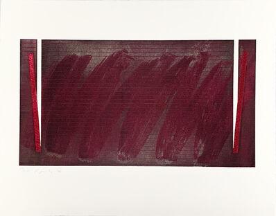 Richard Smith, 'Untitled - Rothko Memorial Portfolio', 1973