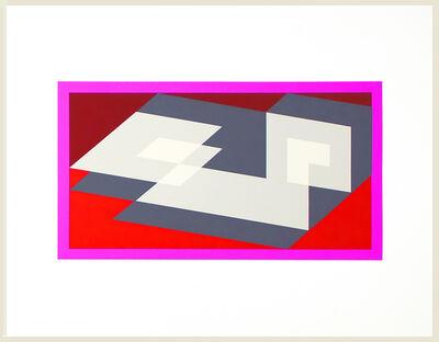 Josef Albers, 'Formulation: Articulation, 1981.524.1.14', 1972