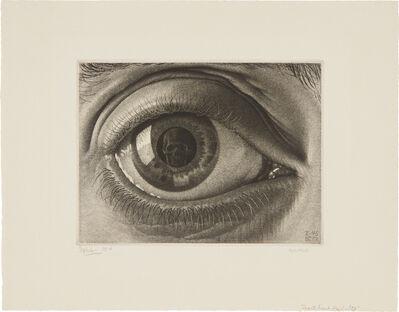 Maurits Cornelis Escher, 'Eye', 1946
