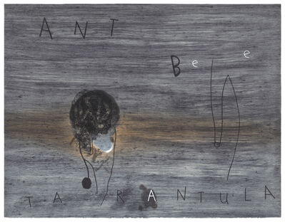 David Lynch, 'Ant Bee Tarantula', 1998