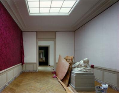 Robert Polidori, 'Salles du XIX, Attique du Nord, Aile du Nord - Attique, Château de Versailles, France', 1986