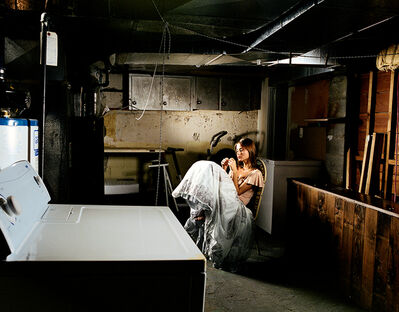 David Drebin, 'Girl And Washer', 2001