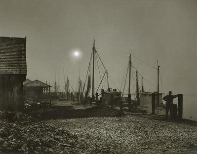 A. Aubrey Bodine, 'Ocean City, Maryland', 1945