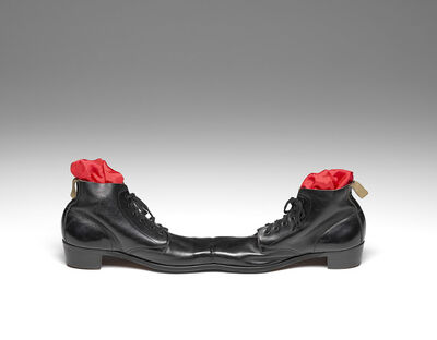 Barry Humphries, 'Siamese Shoes I  ', 1958-remade 1968
