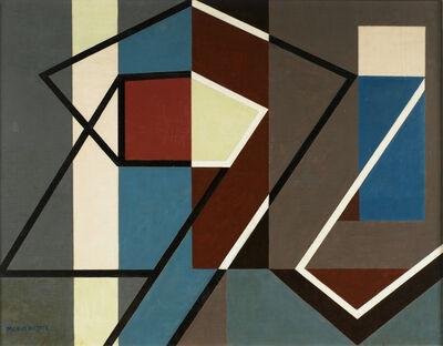 Mario Radice, 'Composizione', 1944-1955
