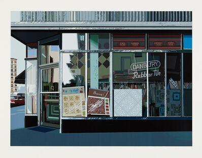 Richard Estes, 'Danbury Tile, from Urban Landscapes', 1972