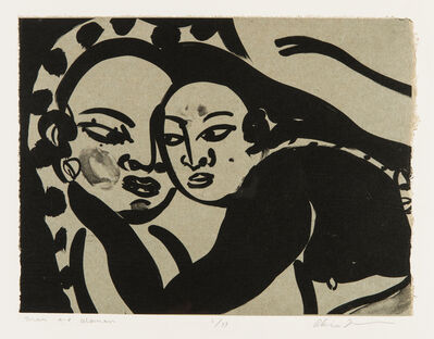 Akio Takamori, 'Man and Woman', 1995