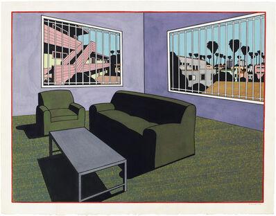 Ken Price, 'Untitled (Interior)', 1992
