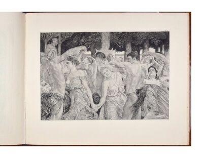 Max Klinger, 'Brahms-Phantasie', 1894