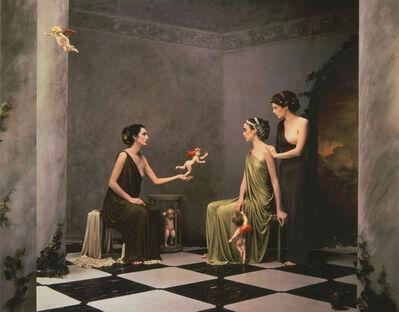 Dianne Blell, 'Selling of Cupid', 1984