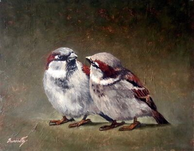 Henry Buerckholtz, 'Sparrow Study #3', 2020