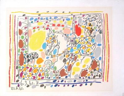 Pablo Picasso, 'Le Picador II', 1961