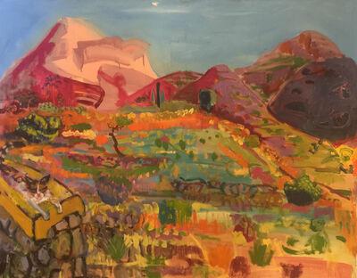 Armando Seijo, 'Oasis en el Desierto', 2018