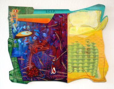 David Wetzl, 'Evolution of S.C.I.P.: From Youthful Feline to TAICOOco. C.E.O.', 2007