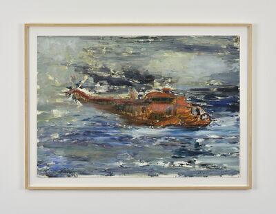 Sabine Moritz, 'Sea King 46', 2015