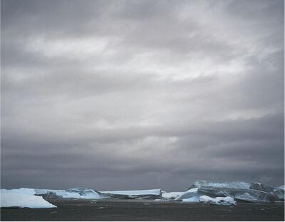 Axel Hütte, 'Lemaire Channel-1, Antarctica', 2017